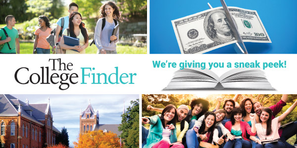 Preview The 2017 College Finder